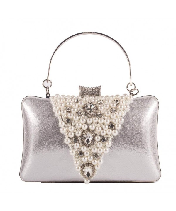 Digabi Ladies Rectangle Crystal Evening