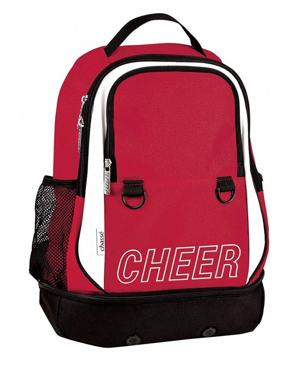 Chass B572 RED Challenger Backpack