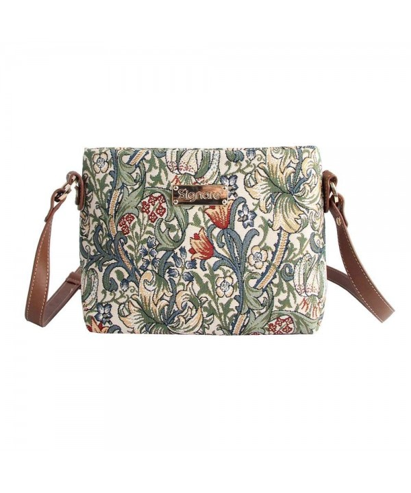 Signare Tapestry Cross body Adjustable XB02 GLILY