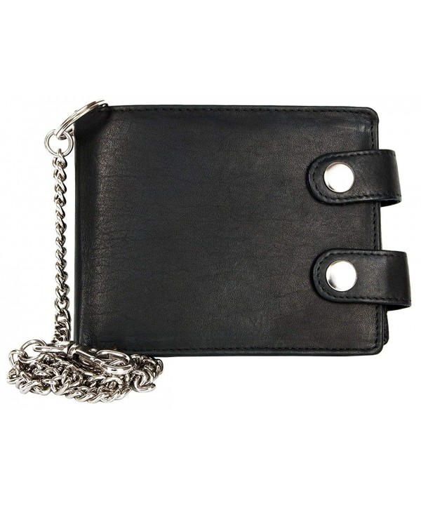 Spacious Bikers Genuine Leather Wallet