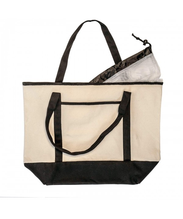 Cinch Top Totes