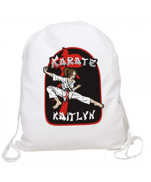 GiftsForYouNow Karate Personalized Sports Girl