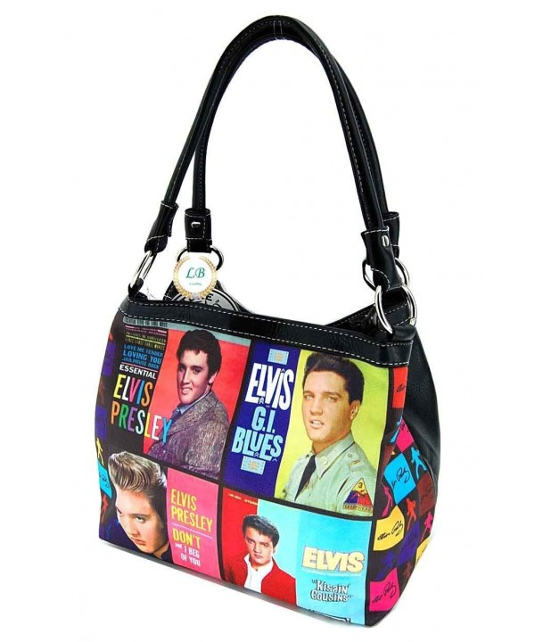 Elvis Presley Medium Purse Collage