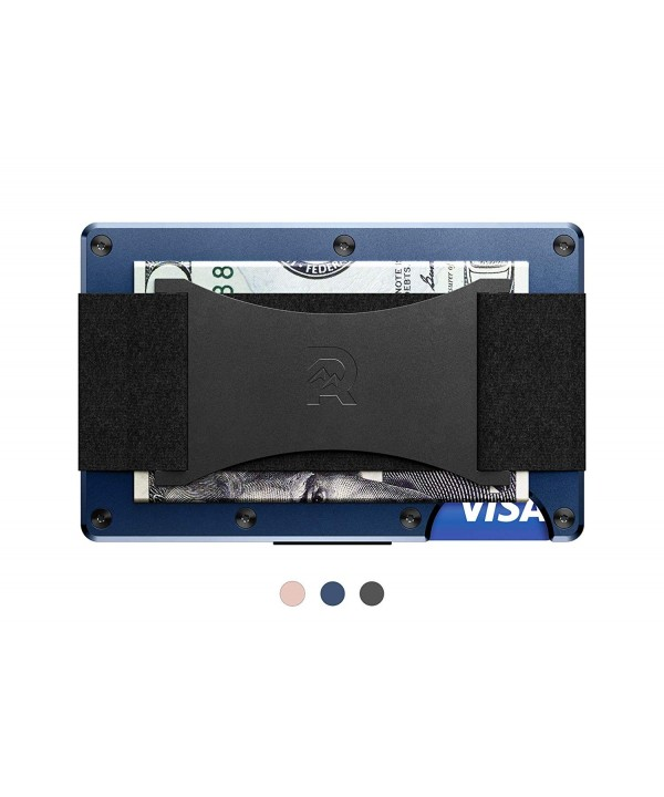 Ridge Authentic Minimalist Blocking Wallet