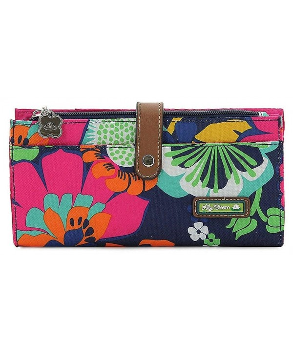 Lily Bloom Floral Fiesta Wallet