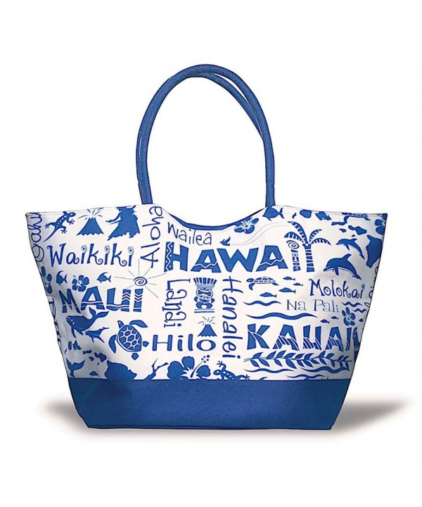 Large Beach Tote Hawaii Adventures