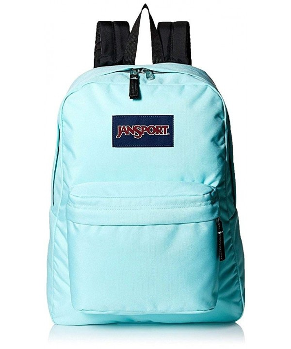 JanSport Classic Superbreak Backpack Aqua