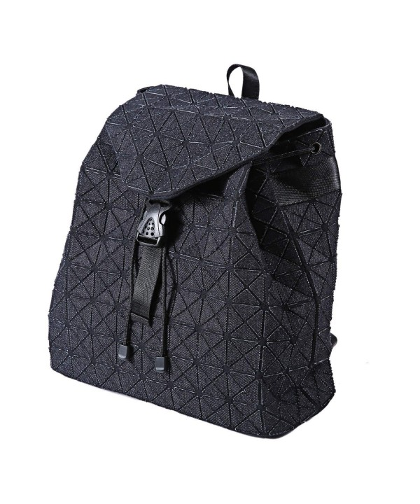 Beemean Geometric Folding Backpack Shoulder
