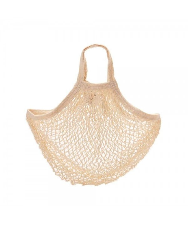 ECOBAGS Natural Handle String Tote