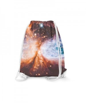 Queen Cases Space Nebula Drawstring