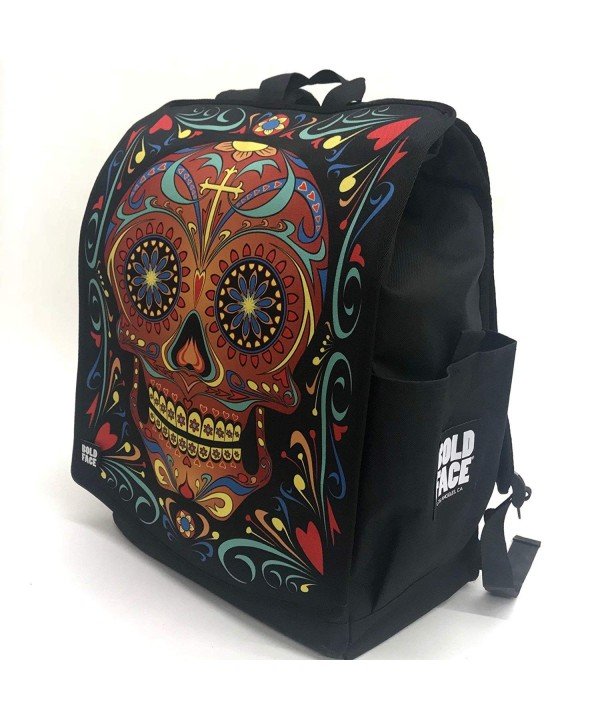 BOLDFACE Skull Backpack Day Dead
