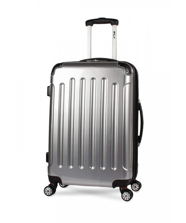 iFLY Carbon Racing Checked Luggage