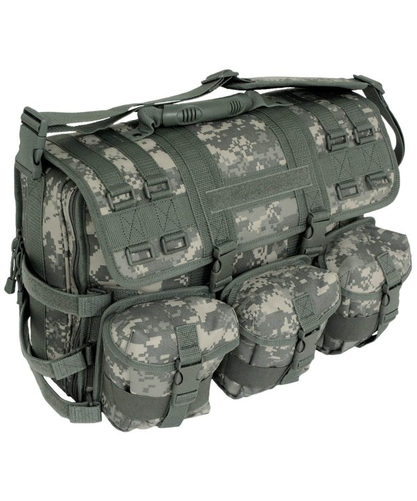 Computer Messenger Pouches Digital Camouflage