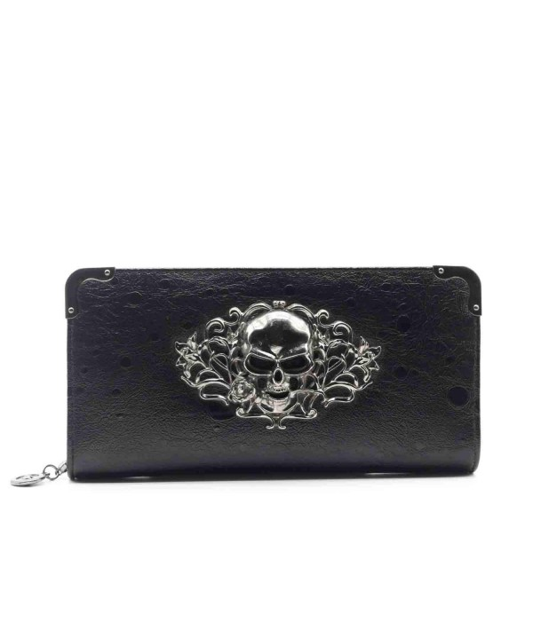 ZENTEII Synthetic Leather Wallet Clutch