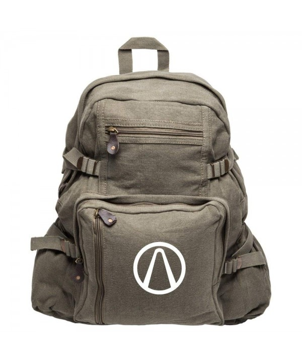 Borderlands Vault Heavyweight Canvas Backpack