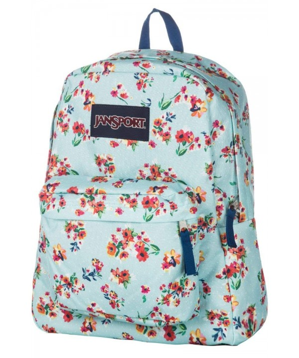 JanSport SuperBreak Backpack MULTI PAINTED