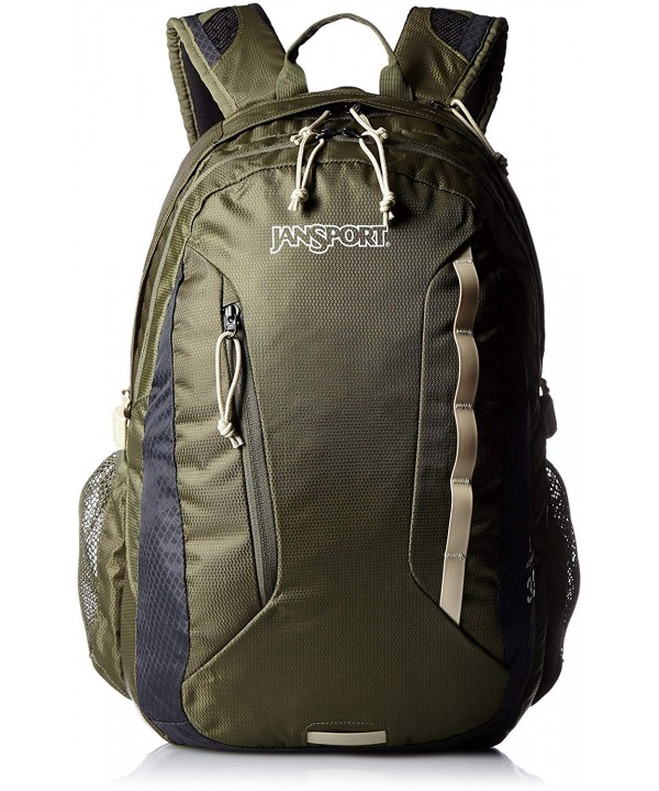 JanSport Unisex Agave Machine Backpack