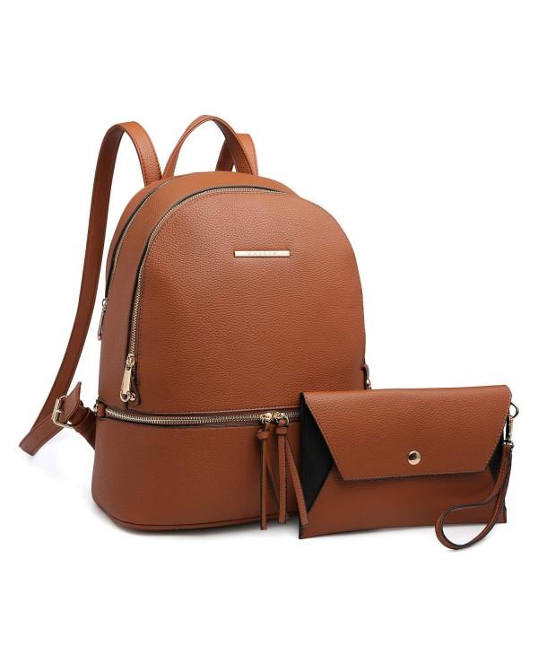 collection Fashion Backpack Designer Set443