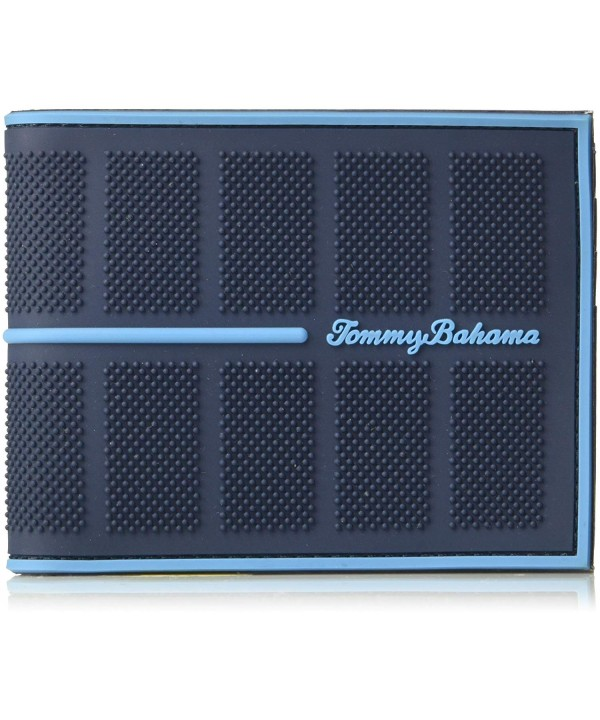 Tommy Bahama Rubber Slimfold Wallet
