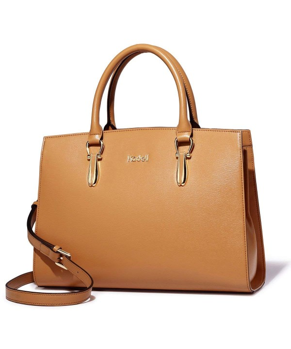 Women Handbags Leather Vintage Tote