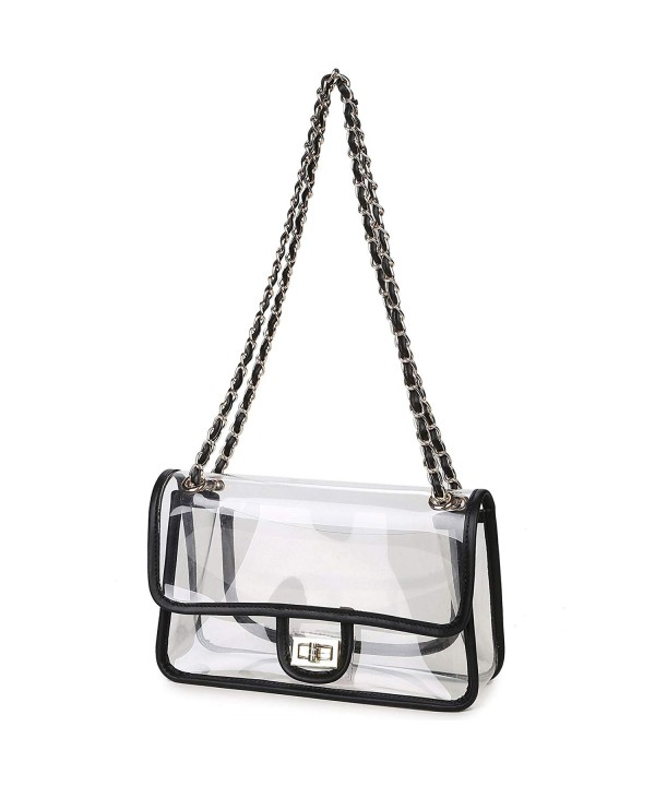 Approved Football Shoulder Crossbody Transparent
