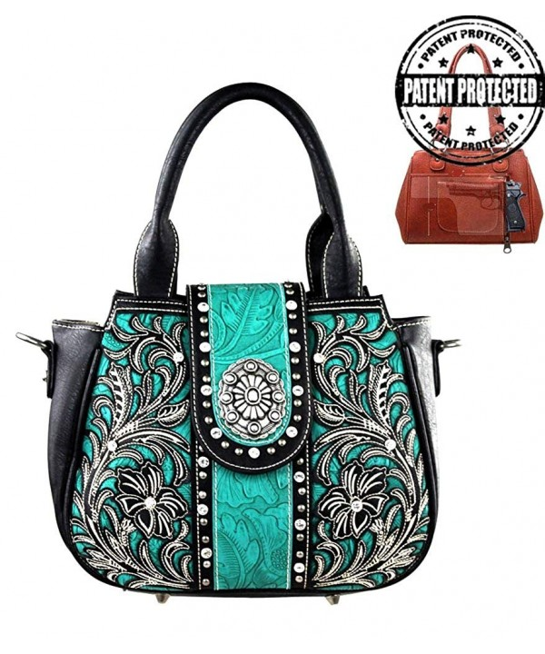 Montana West Concealed Collection Crossbody
