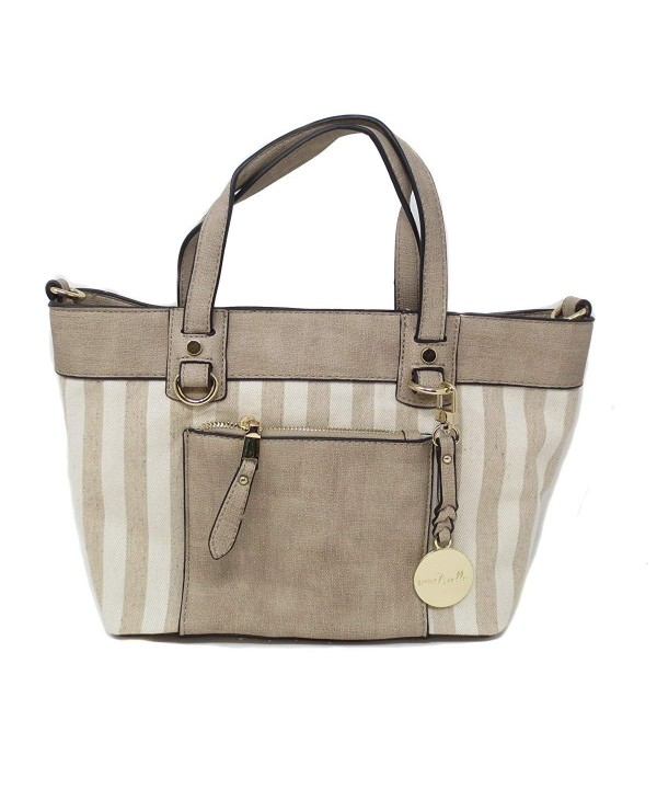 Simply Noelle Antiqua Satchel Handbag