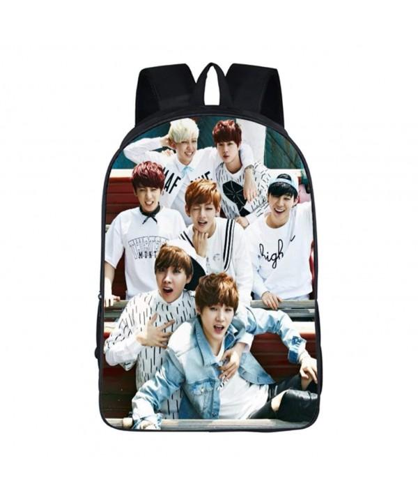 JUSTGOGO Korean Backpack Daypack Student