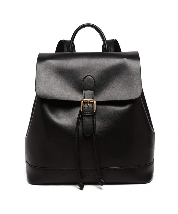 OSTANTEN Leather Backpack Satchel Shoulder