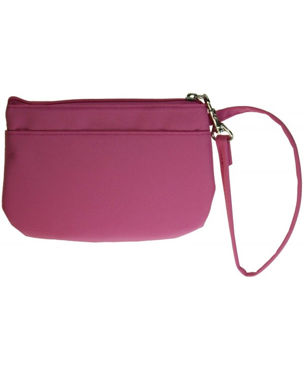 Buxton Wristlet Women Removable Carrier