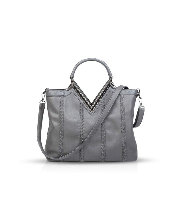 Shoulder Messenger Handbag Fashion V Shaped