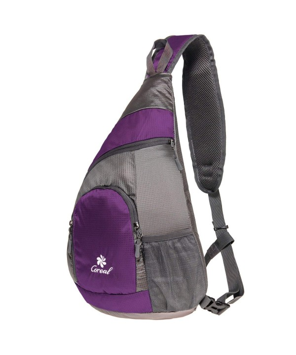 Coreal Lightweight Shoulder Crossbody Daypack