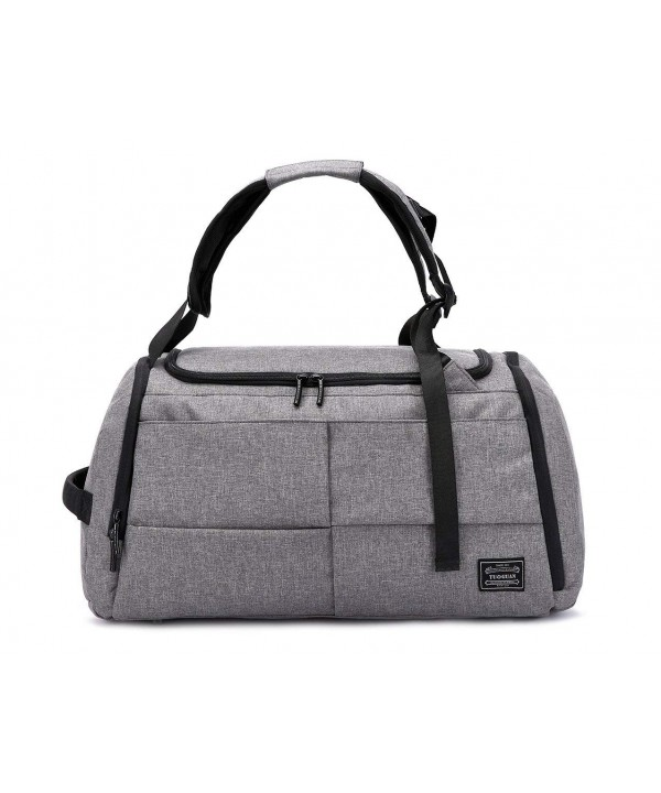 Travel Duffel Backpack Luggage Compartment