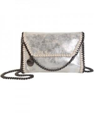 Leather Crossbody Messenger Shoulder Handbag