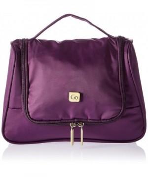 Design Womens Beauty Case Purple