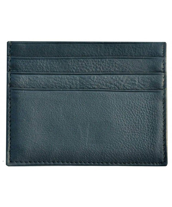 Bdgiant Leather Pocket Credit Case black