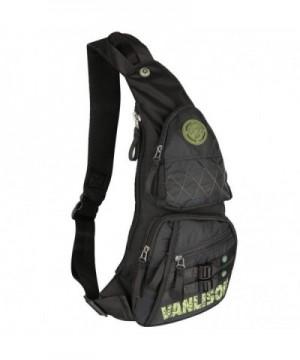 Sling Backpack Shoulder Larswon Women
