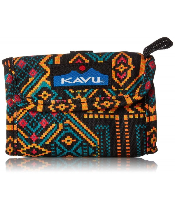 KAVU 908 165 P Wally Wallet