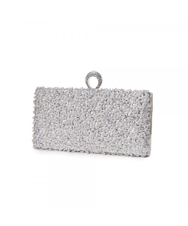 Evening Crystal Rhinestone Handmade Handbags