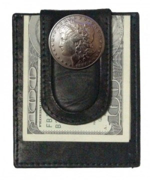 Custom Morgan Dollar Taylor Wallet