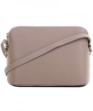 Textured Triangular Adjustable Crossbody Protective