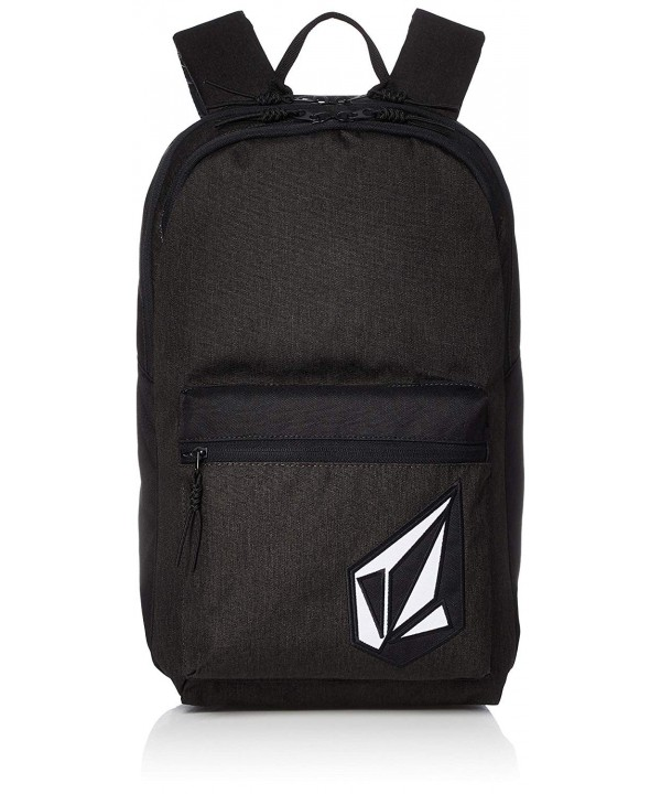 Volcom Mens Academy Backpack Black