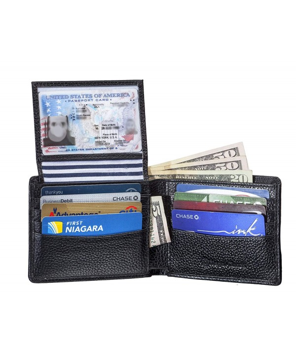 Genuine Leather Blocking Wallets Wallet