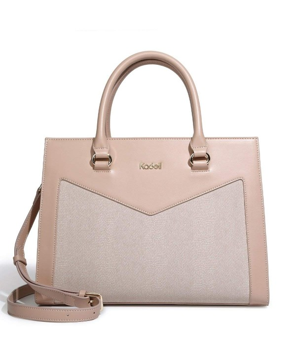 Kadell Handbags Shoulder Messenger Removable