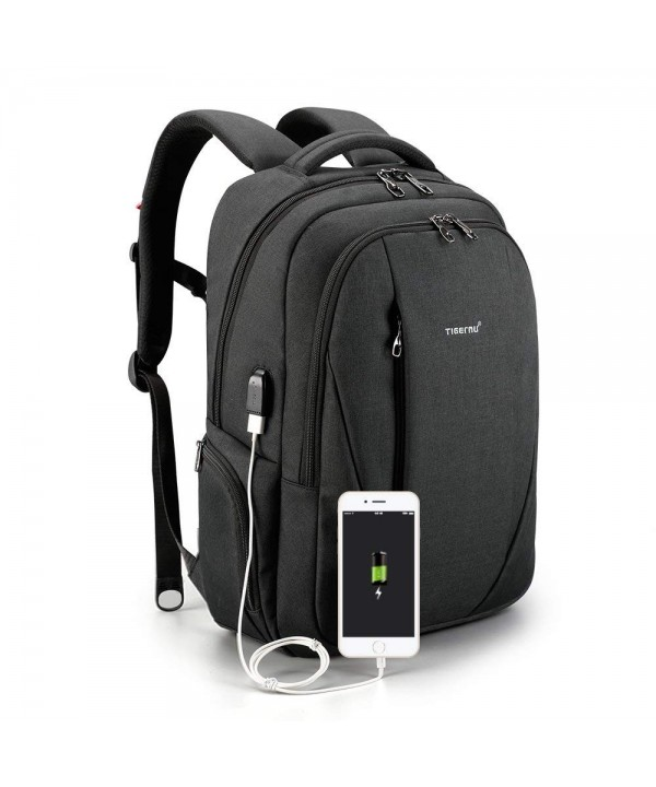 Business Backpack Resistant Charging Backpaks