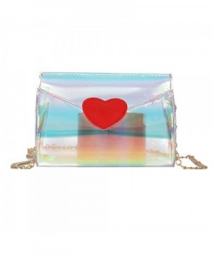 Hologram Crossbody Shoulder Handbag Clutch