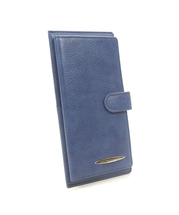 RFID Wallet Ladies Slim Checkbook