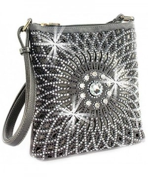 Zzfab Bright Starburst Sparkle Pewter