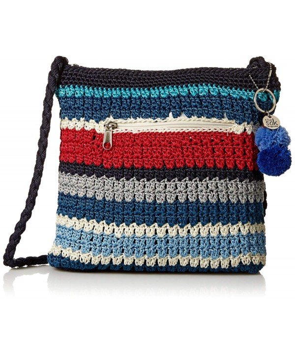 Sak Greenwood Crossbody Harbor Stripe