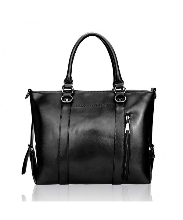 Loslandifen Handbags 915 Black